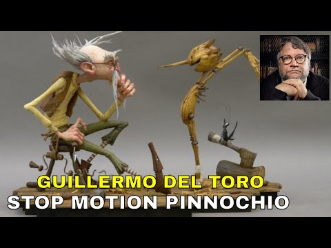 Guillermo del Toro to Write, Direct, and Produce Adaptation of 'Pinocchio' for Netflix