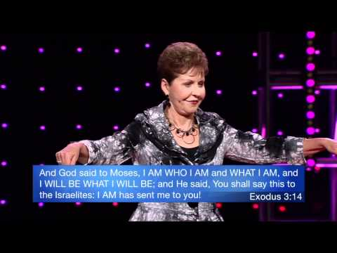 Joyce Meyer - Moving Beyond Worry and Anxiety