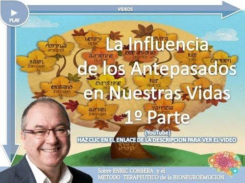 Enric Corbera   La influencia de los antepasados en nuestras vidas   1º parte   YouTube 1)