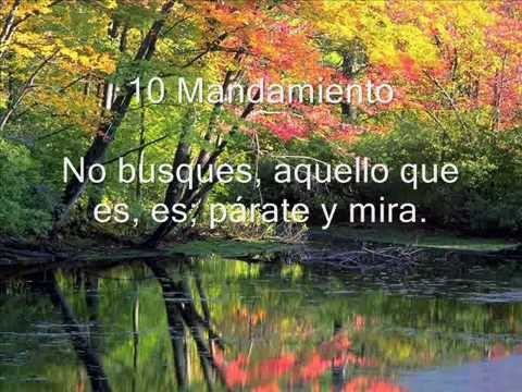 OSHO Los 10 Mandamientos (en español)