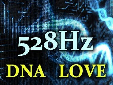 528Hz Frequency - REPARAR ADN Y ABRIR 3ER OJO