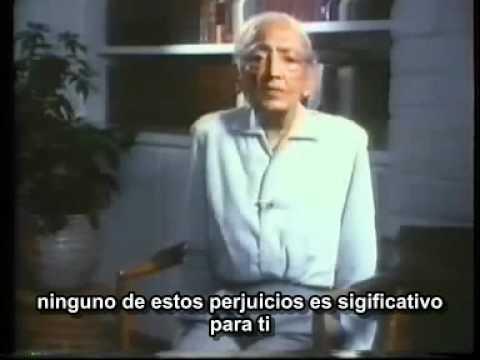 Krishnamurti - por que no cambias