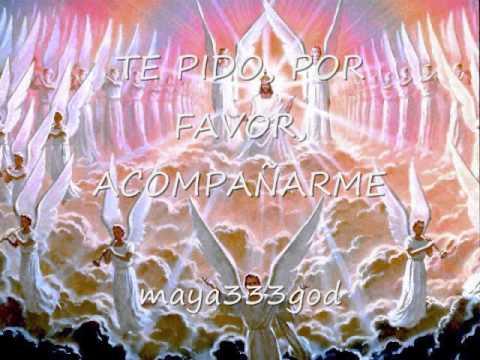 ARMONIZAR NUESTRAS RELACIONES CON EL ARCANGEL CHAMUEL. maya333god