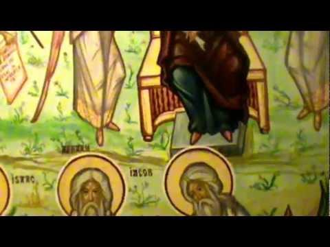 Pestera Ialomitei, Iglesia en Piedra,