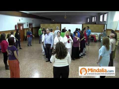 Activación de la Llama Trina por Antonio Cerdán y Marilar Bernat