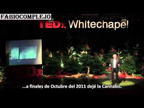 Graham Hancock: Sobre la Ayahuasca y la guerra por la consciencia (excelente discurso) TED 2013