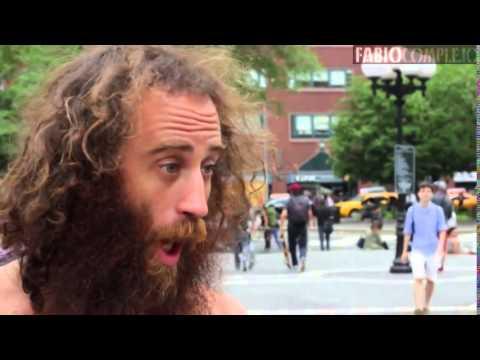 Sabias palabras de un loco callejero (Fabiocomplejo 2014)