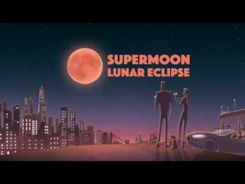 VIDEO DE LA NASA | 27-09 Supermoon Lunar Eclipse