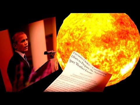 Obama Ordena que EE.UU. que se Prepare para una Inmensa Tormenta Solar