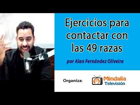Ejercicios para contactar con las 49 razas por Alan Fernández Oliveira