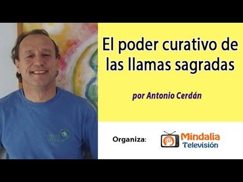 EL PODER CURATIVO DE LAS LLAMAS SAGRADAS por Antonio Cerdán