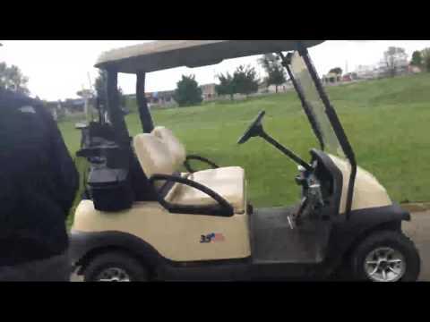 Golfing Part 2 (LIVE VLOG)