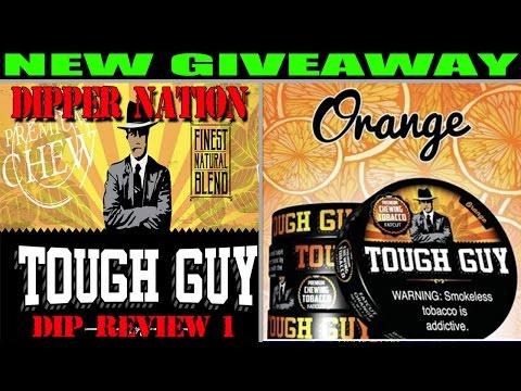 Tough guy  Orange Dip Review dip review 1