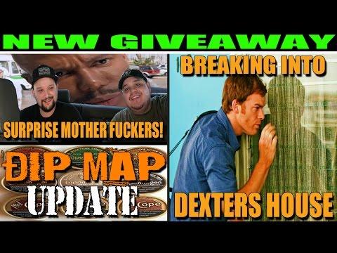BREAKING INTO DEXTER'S HOUSE! DIP MAP UPDATE! (Chrisdips1) (Jesse Ryan)