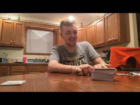 CARDS AGAINST HUMANITY! PART 1