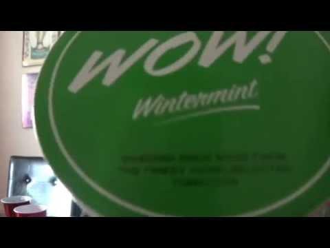 Wow Wintermint Snus Review