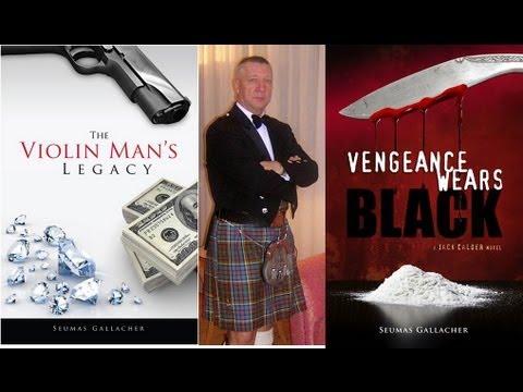 Pt 1: UAE-Scot Novelist Seumas Gallacher-Jack Calder & Me