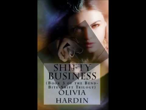 Shifty Business (Book 3 of the Bend-Bite-Shift Trilogy) Book Trailer