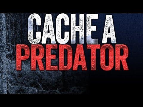 Cache a Predator Book Trailer for the novel by M. Weidenbenner