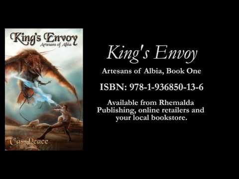 King's Envoy; Artesans of Albia, Book One - Book Trailer