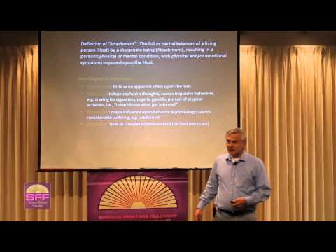 Steve Barrell Spirit Attachment and Spirit Releasement Therapy (SRT)