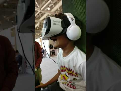 VR on Cloud - 12D VR Chair Experience