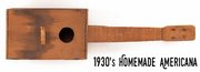 Old Cigar Box Instrument