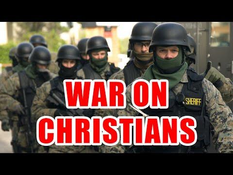 Christian School Raided By CA Gov't. David Lynn Arrested. Christian Baker Sued A 3rd Time