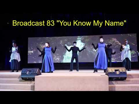"Watch the Upcoming Broadcast 83 ""You Know My Name"""