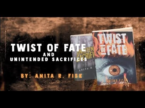 Twist of Fate by Anita Fisk Book Trailer