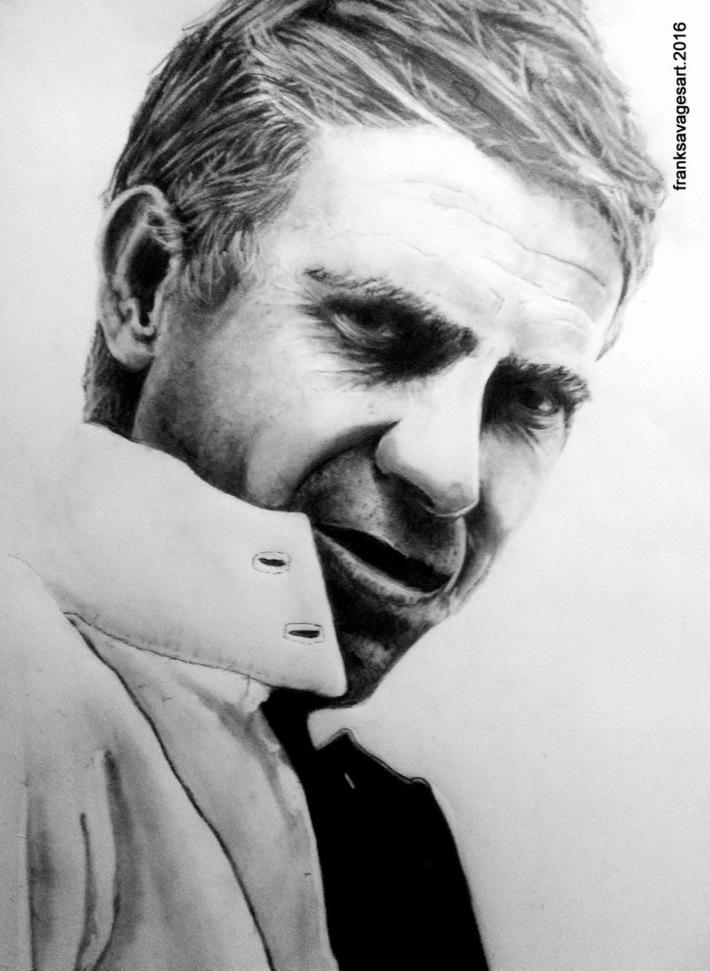 Steve McQueen [full A3 version]