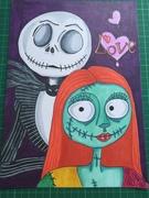 Jack & Sally (Nightmare Before Christmas)