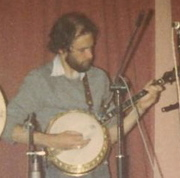 On the Banjo!