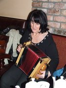 Playing in Paddys bar Geevagh 2008