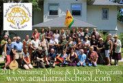 Acadia Trad School 2013 Group Photo