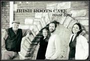 Irish Roots Cafe house band, January 2014