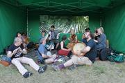 Festival in the Forest Acoustic Tent
