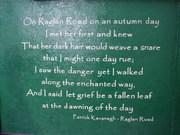 Patrick Kavanagh - Raglan Road