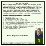 Irish Old Style track list