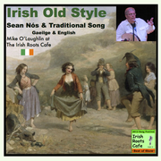 Irish Old Style at the Irish Roots Cafe (cover)
