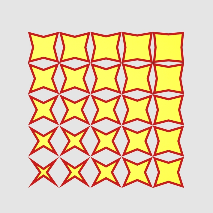 Point Attractor (Parametric Pattern)