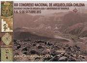 XIX Congreso de Arqueología Chilena