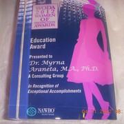 Myrna Araneta, Ph.D.