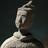 Sculpture material of puppet hands
