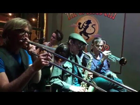 """New Orleans Jazz Vipers - """"Sister kate"""""""