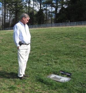 Jim Bell, owner of Milton Fields