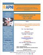 Intervenciones con Base Científica Relacionadas al Comportamiento del Niño/Joven con Autismo