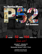 The Berrios/Myers Project 52 Art Exhibition