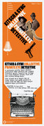 Kitsch & Sync Collective: Private Eye Detective