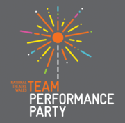 Parti Perfformio National Theatre Wales TEAM Performance Party